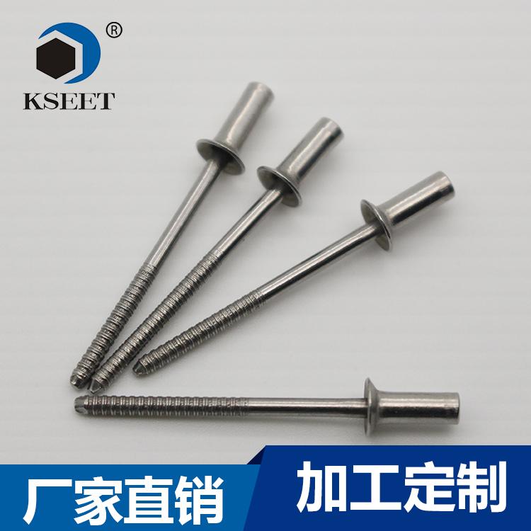 优质生产封闭型抽芯拉铆钉