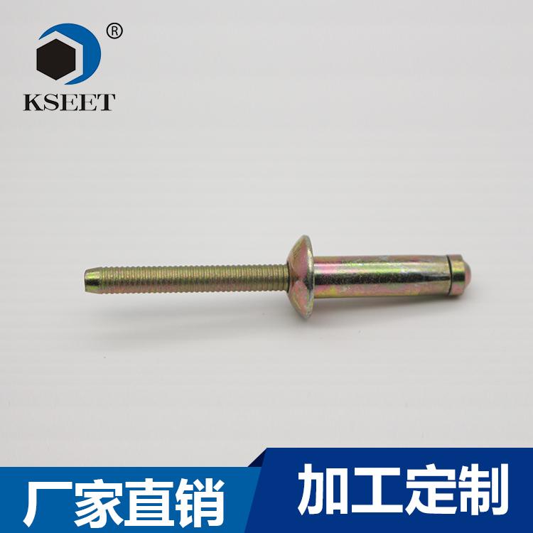 厂家现货直销不锈钢钢结构海马拉钉