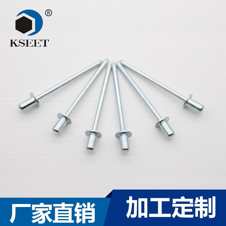 封闭型抽芯铆钉/GB12615 抽芯铆钉