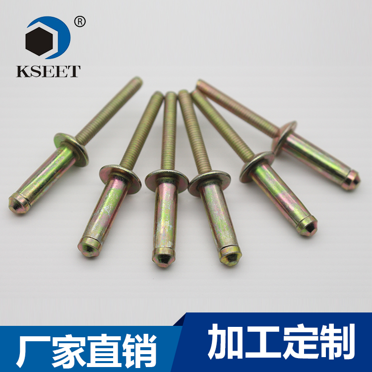 惠州加长钢结构铆钉HD17供应